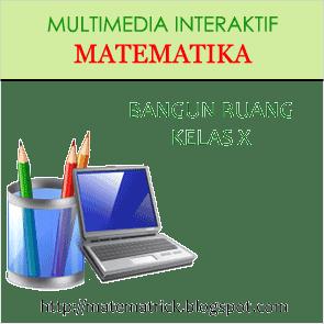 multimedia pembelajaran interaktif matematika bab bangun ruang