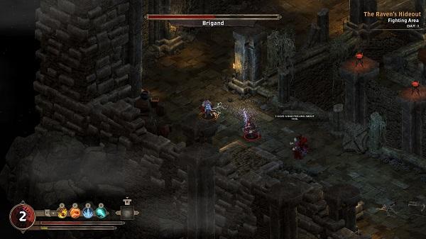 Alaloth: Champions of the Four Kingdoms Combat