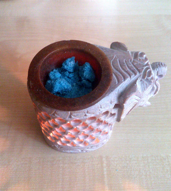 Yankee Candle, Turquoise Sky