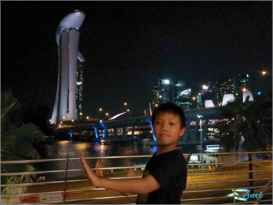 新加坡6日遊(6/6)~新加坡之眼摩天輪、夜遊新加坡河Happy Ending @ 鹿營小子趴趴GO :: 痞客邦