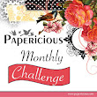 Papericious Monthly Challenge