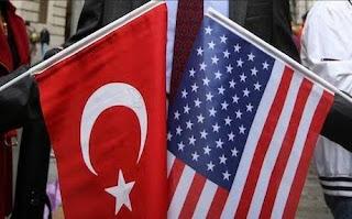 US-Turkey strain relationship.