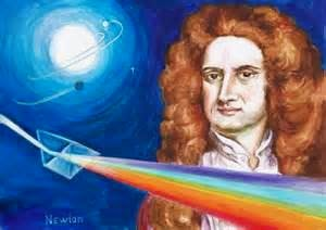 Scientist Sir Isaac Newton