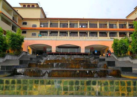 Amverton heritage Resort di Melaka