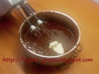 Μους σοκολάτας με τυρί κρέμα - από «Τα φαγητά της γιαγιάς»