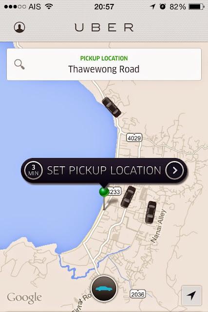 uber fare estimator