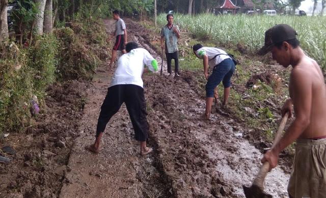 Di Saat Reuni 212, Ternyata FPI Klaten 5 Hari Tak Pulang Bantu Korban Banjir
