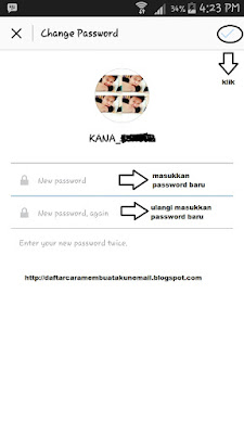 Cara Reset Password Instagram Tanpa Email
