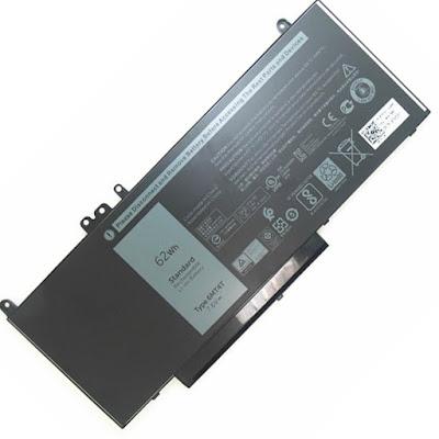 6MT4T 7V69V Batterij voor Dell Latitude E5450 E5550 E5570 Notebook 15.6″