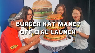 Burger Kat Mane? Officially Launched