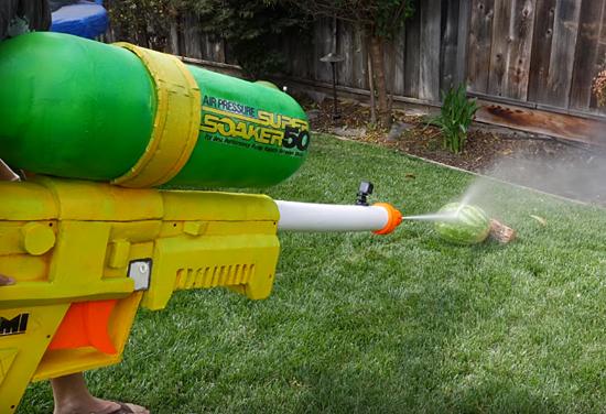 Pistola d'água gigante - Img 1