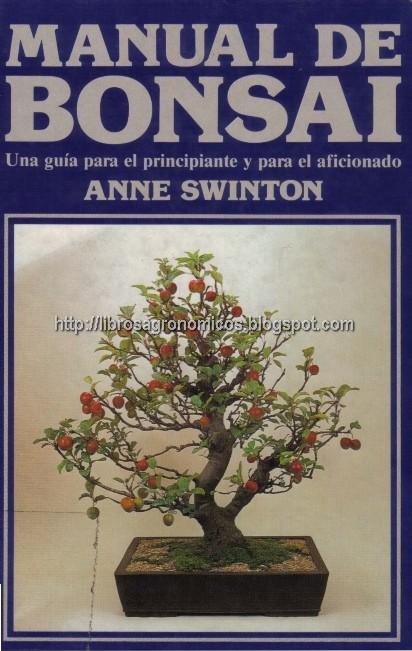 Manual de bons i una gu a para el principiante y para el - Libros sobre bonsai ...