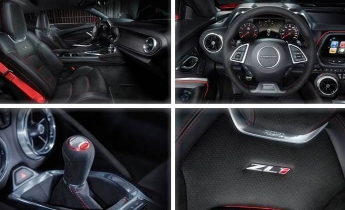 2017 Camaro ZL1 Performance