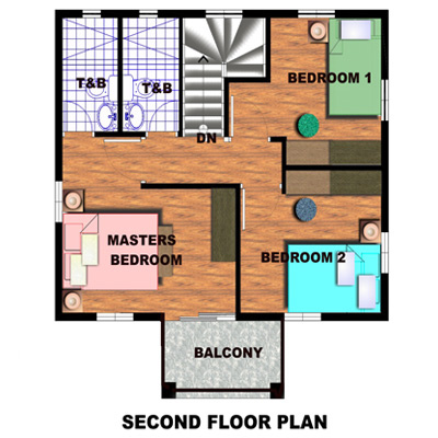 House Floor Plans And Designs In The Philippines Free