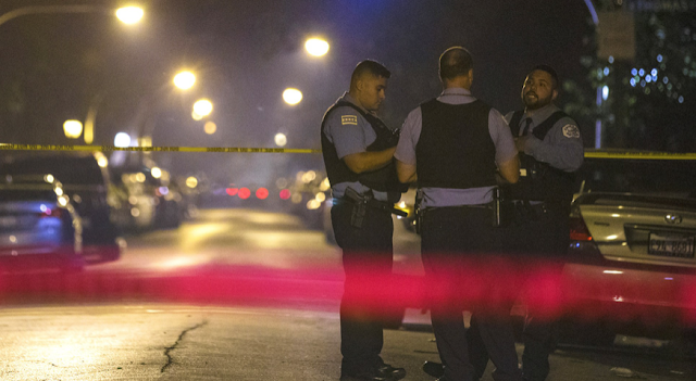 Is the Crime Boom Over? Even After Chicago?
