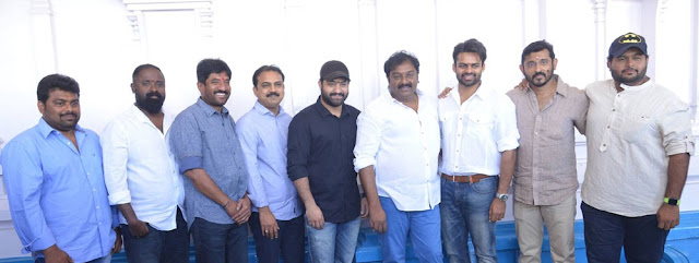 Actors at Jawan Movie Launched Images