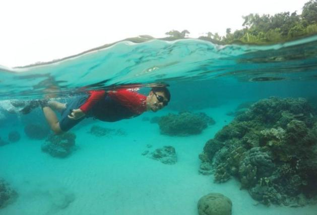Pantai Jikomalamo, Ternate