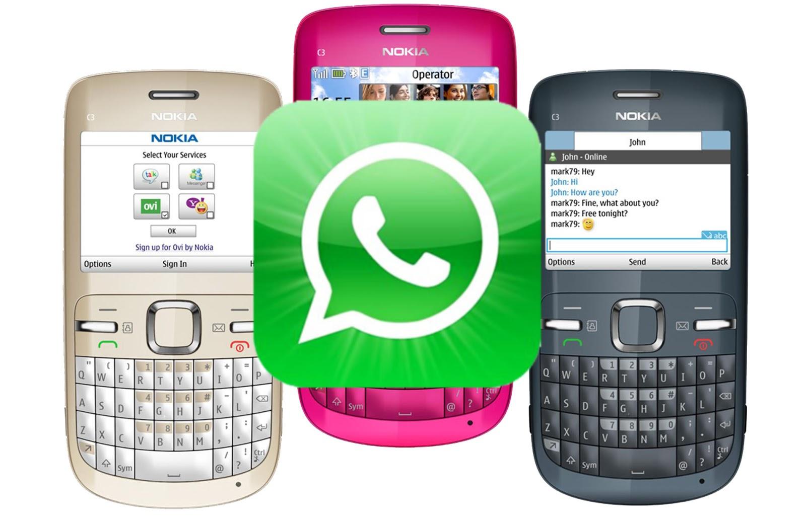 Download Whatsapp Untuk Nokia Semua Tipe
