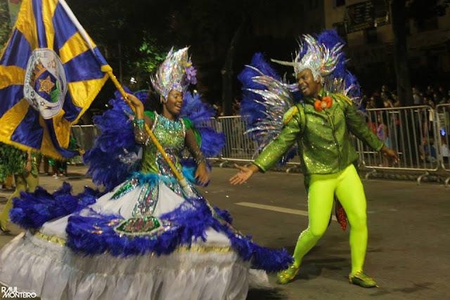 """Se o Brasil é o País do Carnaval o Rio de Janeiro é a Capital"" é o Enredo 2019 da escola de samba Estrela do Vale"