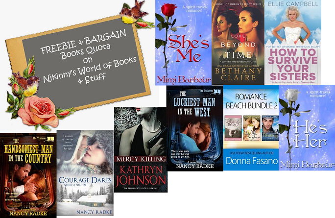 #FBQ (63): FREE & BARGAIN books quota