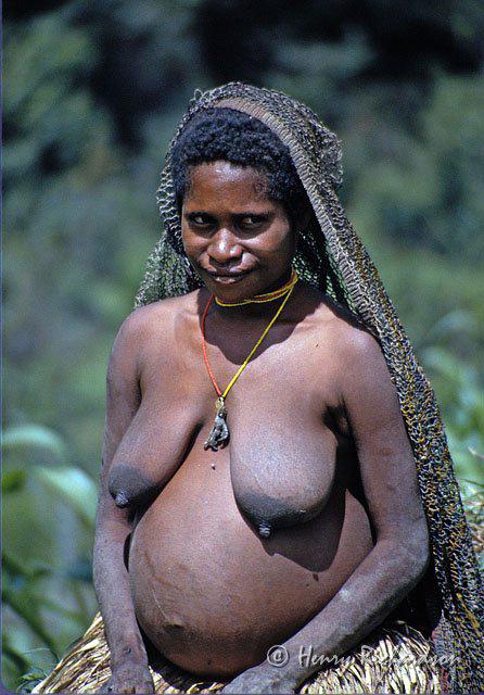 Tribal tits