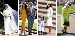 Fashion Police: Le mariage de Meghan et Harry