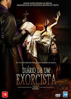 Diário de Um Exorcista: Zero - DVDRip Nacional