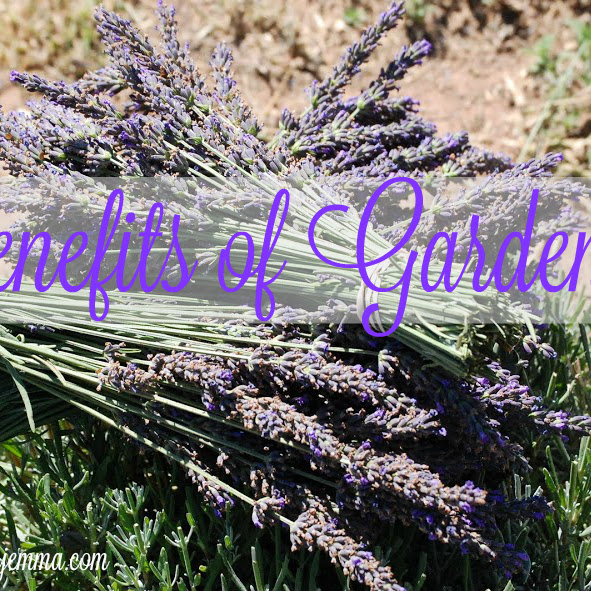 Five Gardening Benefits For Your Body