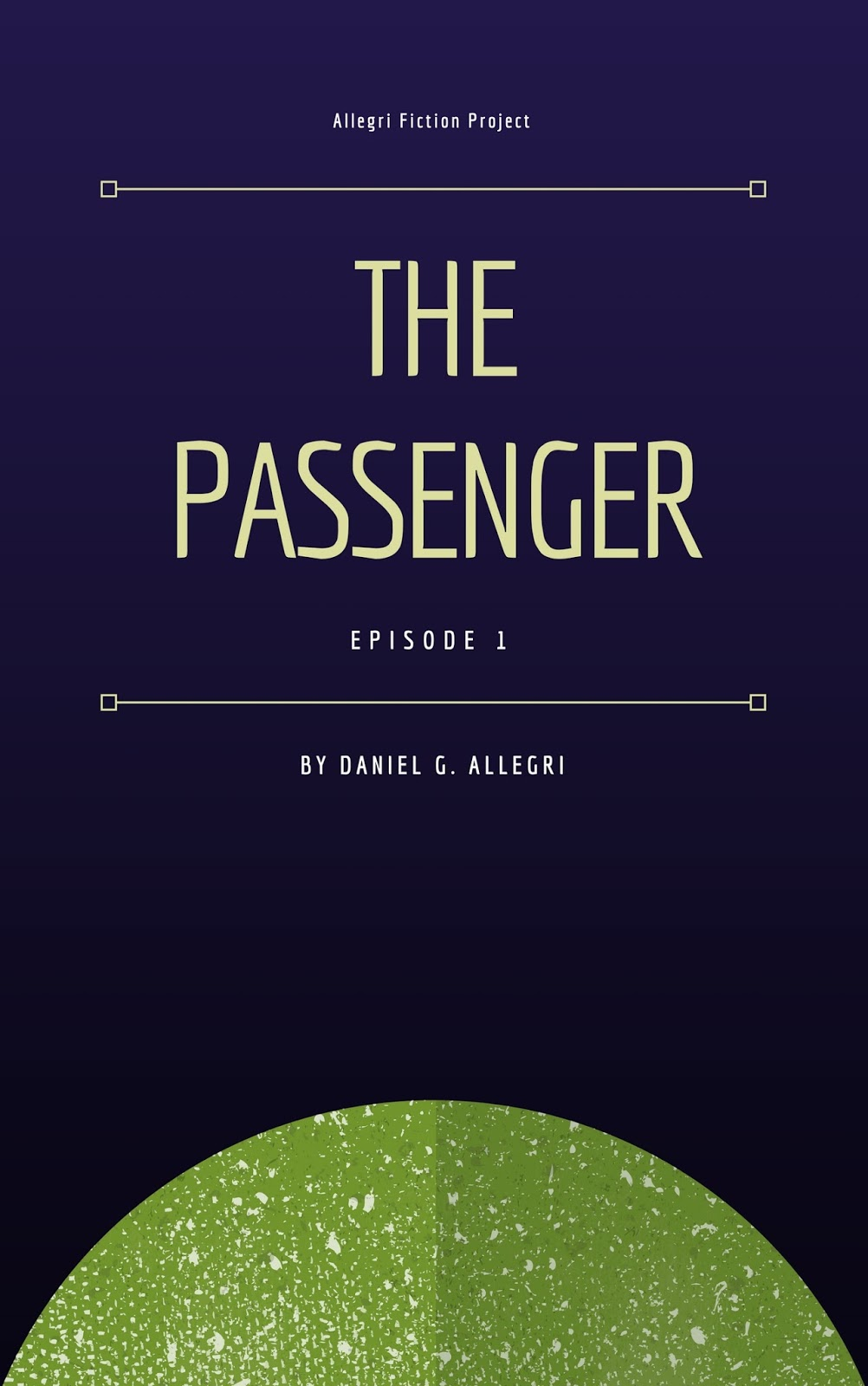The Passenger, Season 1, Episode 7: Selah
