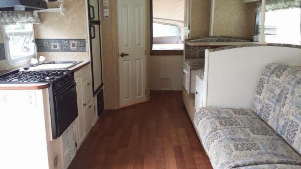 Used Rvs Hybrid Travel Trailer For Sale By Owner