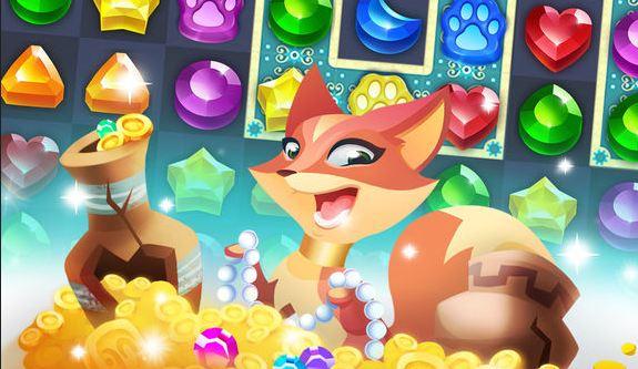 لعبة Genies & Gems
