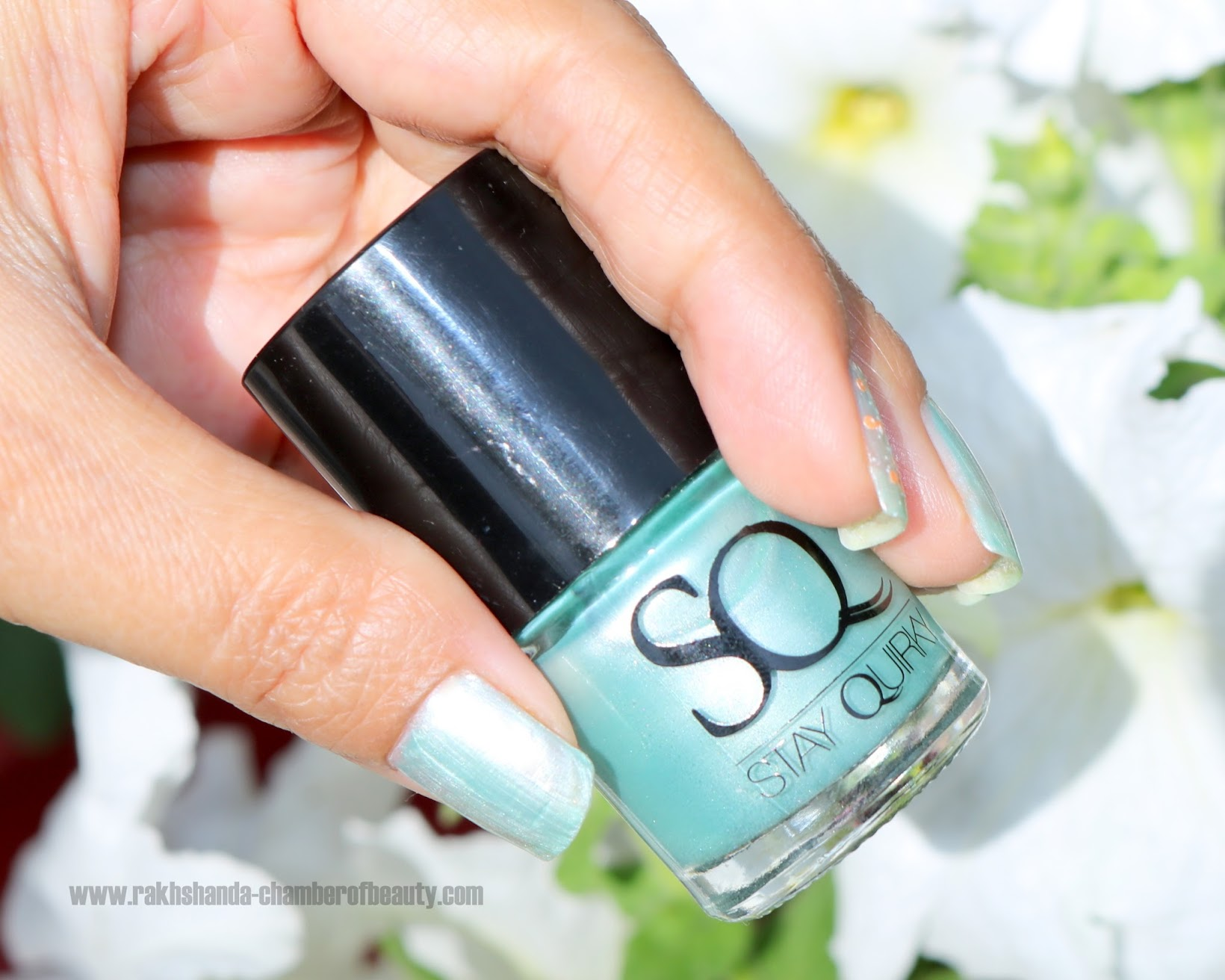 Stay Quirky Nail colours review, price, Spring/summer nails, Indian beauty blogger