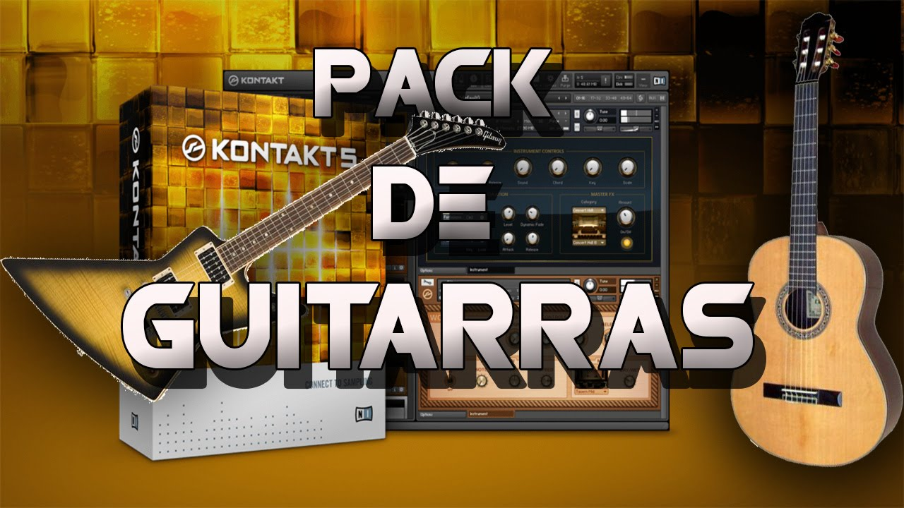 Kontakt para gratis xote kit Native instruments