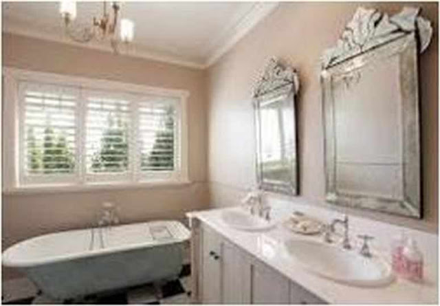 English Cottage Bathroom Idea  EC 2B