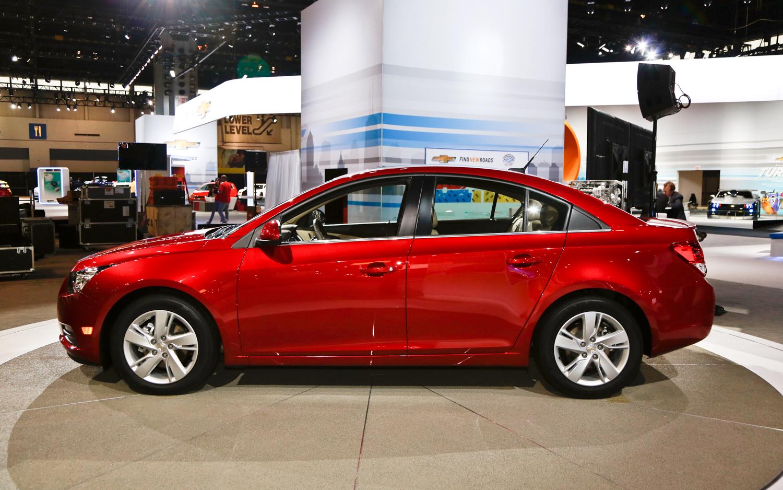 Chevrolet Cruze Diesel Side
