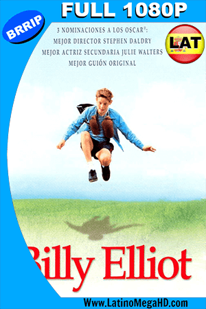Billy Elliot (2000) Latino Full HD 1080P ()