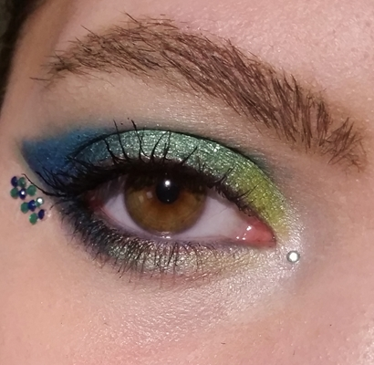 amu make up sailor neptun neptune eye