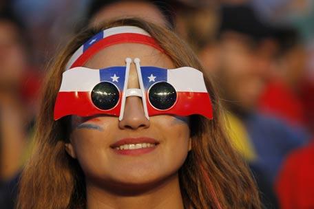 9. Chile