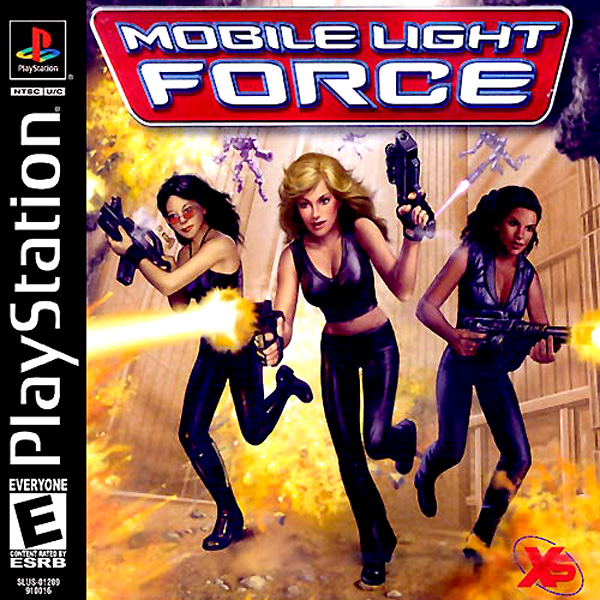 Mobile Light Force - PS1 - ISOs Download