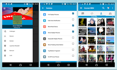 BBM MOD BASED NEW 2.13.0.26 ORIGINAL THEMES