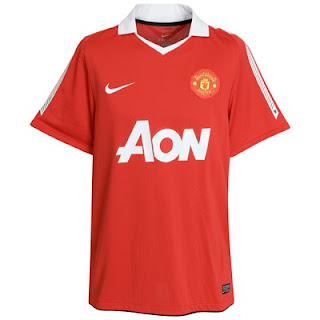 "Jersey Manchester United 2012/2013 ""Made in Indonesia"""