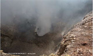 Volcan Nyamulagira, 06 avril 2016