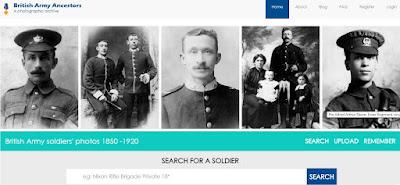British Army Ancestors