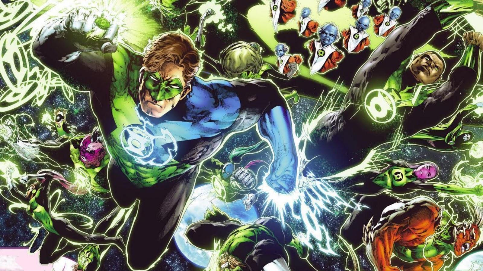Justice League Wallpaper