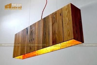 Thế Giới Đèn Gỗ - 8 mẫu đèn trang trí gỗ cho phòng ăn đẹp lung linh 30