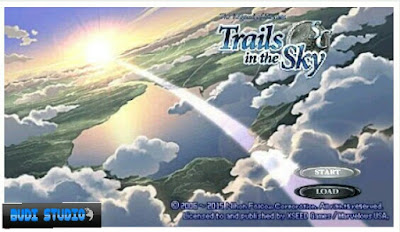The Legend of Heroes: Trails in the Sky SC PPSSPP PSP