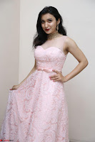 Sakshi Kakkar in beautiful light pink gown at Idem Deyyam music launch ~ Celebrities Exclusive Galleries 016.JPG