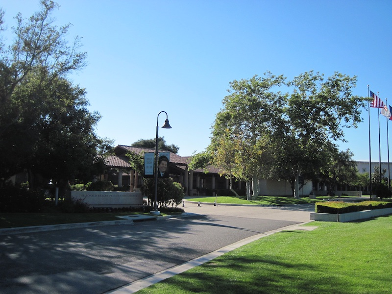 Visit the Ronald Reagan Presidential Library with Me: A Photo Review