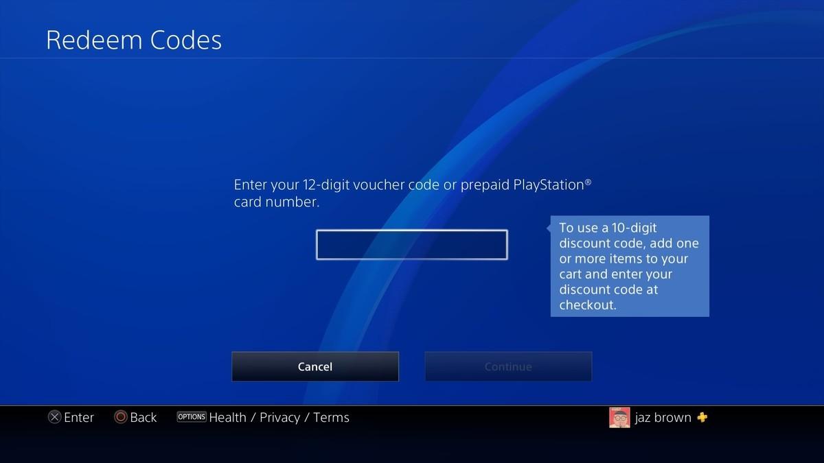 Cómo usar las tarjetas de regalo de PlayStation de forma sencilla