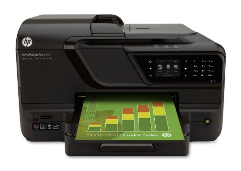 Hp officejet pro 8600 printer driver mac